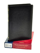ESV Minister's Bible, Genuine Leather Black