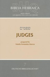 Biblia Hebraica Quinta: Judges  - Slightly Imperfect