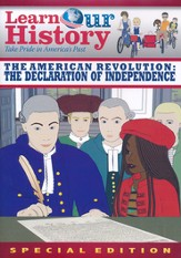 Declaration of Independence, DVD Mike Huckabee's Learn Our History