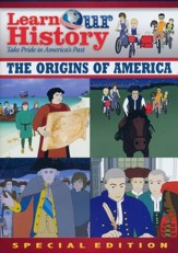 The Origins of America, DVD Mike Huckabee's Learn Our History