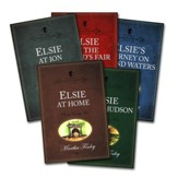 Elsie Dinsmore Collection, volumes 19-23