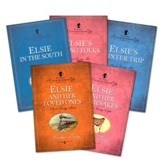 Elsie Dinsmore Collection, Volumes 24-28