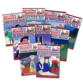 Learn Our History Pack of 9 DVDs
