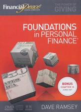Foundations in Personal Finance Bonus Chapter (13) Homeschool Edition DVDs