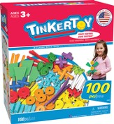 TinkerToy Essential Value Set 100 Pieces