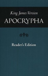 KJV Apocrypha, Reader's Edition