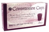 Communion Cups with Cross, Box of 500