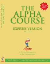 The Alpha Course Revised Express Version 2 DVD set