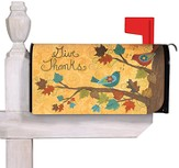 Give Thanks, Mailbox Cover