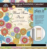Mom's Home Plan-It 2015 Wall Calendar with Scripture