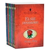 Elsie Dinsmore Collection, volumes 1-23