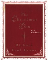 The Christmas Box Audiobook on CD
