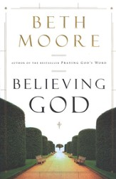 Believing God                                  - Unabridged Audiobook on MP3 CD-ROM