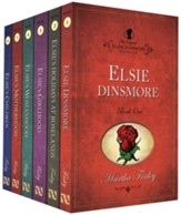 Elsie Dinsmore Collection, Volumes 1-6
