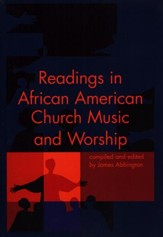 Readings In African American Church Music and Worship