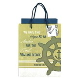 Anchor Your Faith Gift Bag, Medium