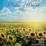 2016 Psalms of Prayer Wall Calendar