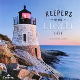 2016 Keepers of the Light Wall Calendar