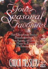 Seasonal Favorites         - Audiobook on MP3 CD-ROM