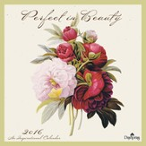 2016 Perfect in Beauty Wall Calendar