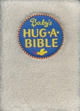 Baby's Hug-a-Bible - Slightly Imperfect