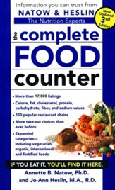 The Complete Food Counter 3rd Edition, Fully Revised and Updated