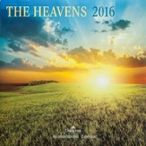 2016 The Heavens Wall Calendar
