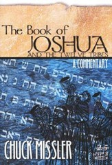 Joshua & 12 Tribes Commentary             - Audiobook on MP3 CD-ROM