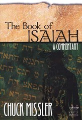 Isaiah Commentary         - Audiobook on MP3 CD-ROM