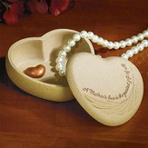 A Mother's LoveIs the Greatest Gift Of All Trinket Box