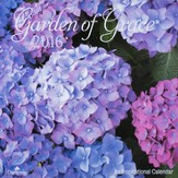 2016 Garden Of Grace Wall Calendar