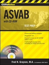 CliffsNotes ASVAB with CDROM