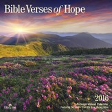 2016 Bible Verses Of Hope Mini Wall Calendar