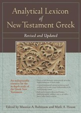Analytical Lexicon of New Testament Greek, Revised and Updated