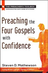Preaching the Four Gospels with Confidence: Preacher's Tool Box, Volume 5 - Slightly Imperfect