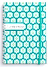 2016 Live Fearlessly 16 Month Planner