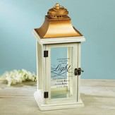 Our Dear One Now Gone  Memorial Lantern