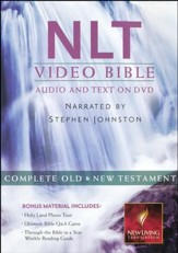 NLT Video Bible DVD