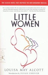 Little Women, Modern Library Series, Paperback