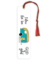 God Is Good, Camper Bookmark