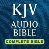 Hendrickson KJV Audio Bible: Complete Bible [Download]
