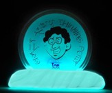 Aura Glow-In-the-Dark Putty