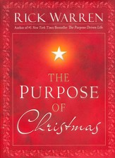 The Purpose of Christmas (slightly imperfect)