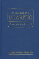 An Introduction to Ugaritic