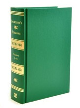 Spurgeon's Sermons, Volume 5