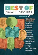 The Best of Small Groups Volume 1: DVD