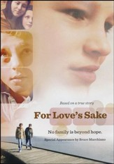 For Love's Sake, DVD
