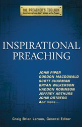 Inspirational Preaching: The Preacher's Toolbox  - Slightly Imperfect
