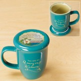 You Are An Amazing Woman Coaster Mug