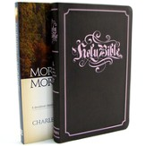 KJV Devotional Gift Set Brown/Pink